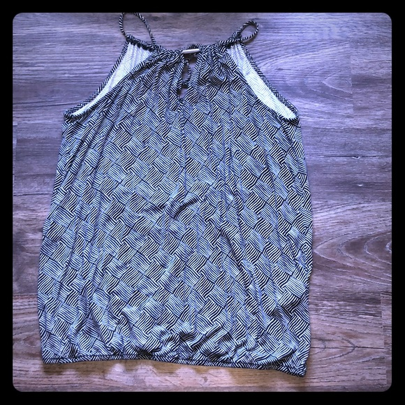 Banana Republic Tops - 💙EUC💙 Banana Republic Halter Tank